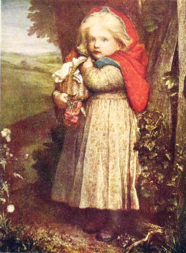 800px-George_Frederic_Watts_-_Red_Riding_Hood_-_Project_Gutenberg_eText_17395.jpg