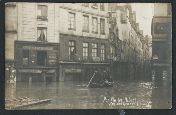 Rue Maitre Albert ° Rue des Grands-Degrés (manuscrit).jpg