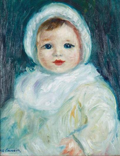 Enfant. C Camoin 1879-1965 Portrait d'enfant 2.png