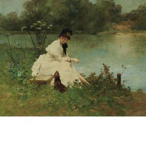 heilbuth_ferdinand-by_the_river~OM094300~10709_20141105_14PT03_7.jpg